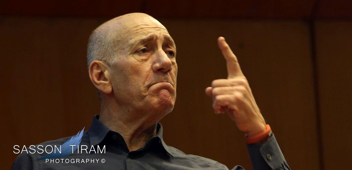Ehood Olmert