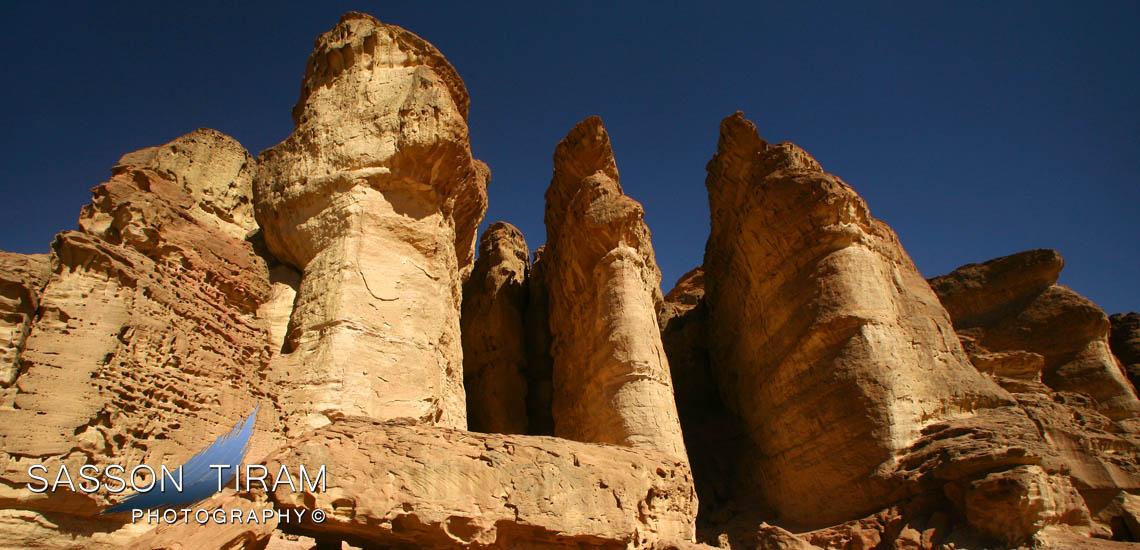 Solomon's Pillars 2