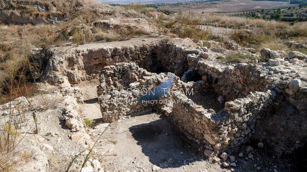Tel Gezer archaeological Site