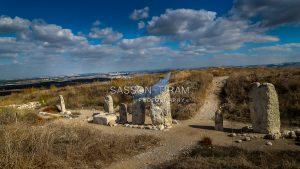 Tel Gezer barrow